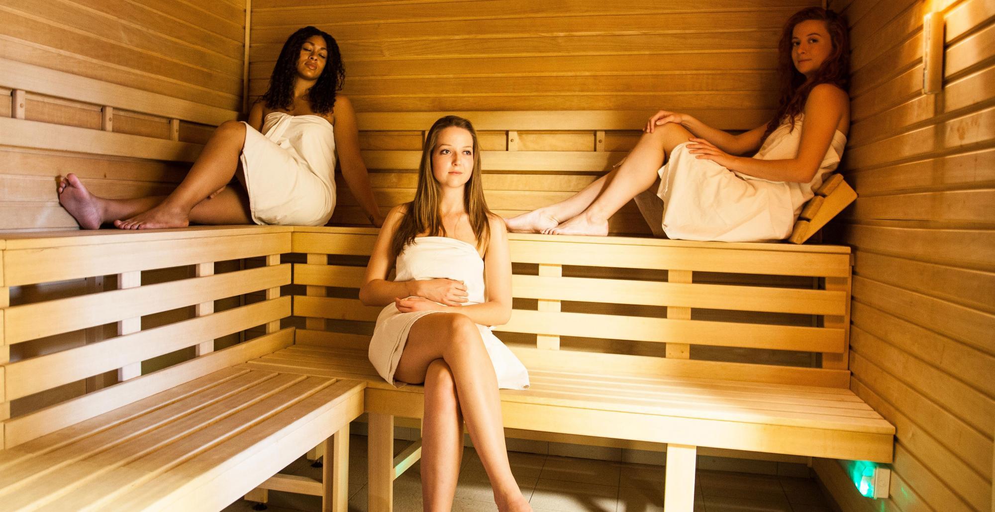 Sauna Euforie Fitness A Wellness Praha