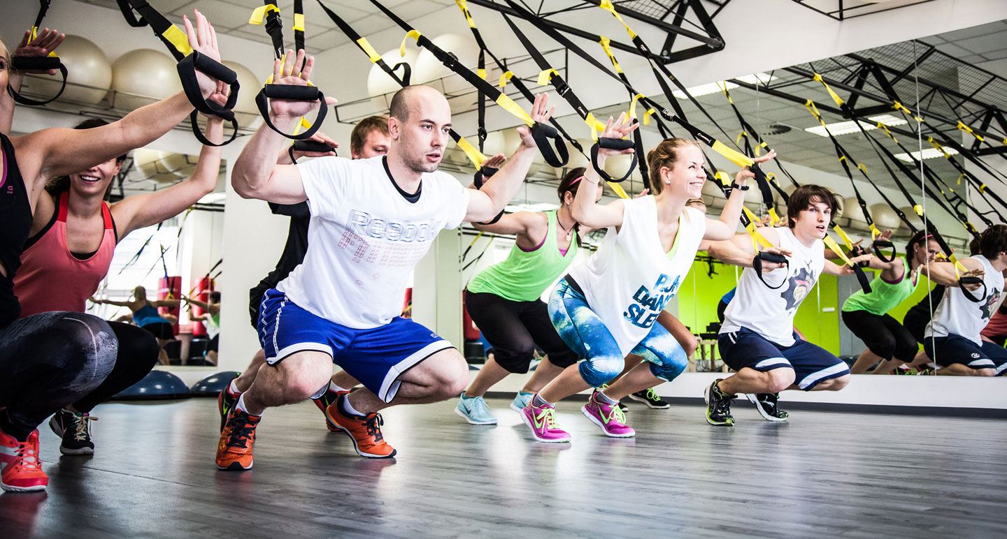 Group Classes Euforie Fitness Praha